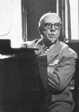 Sir Thomas Beecham 1950    - copyright Lisl Steiner